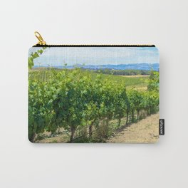 Wine Country Vines Carry-All Pouch