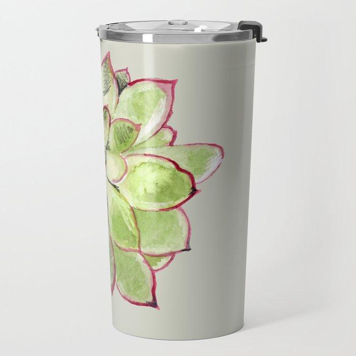 Echeveria Travel Mug