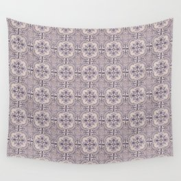 Portuguese tiles II Wall Tapestry