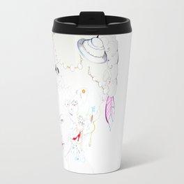 Marie Antoniette Travel Mug