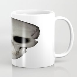 Human Skull Vector Isolated Coffee Mug