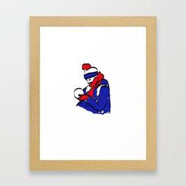 Precious Gift Framed Art Print