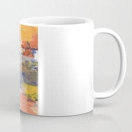 paisaje abstracto Coffee Mug