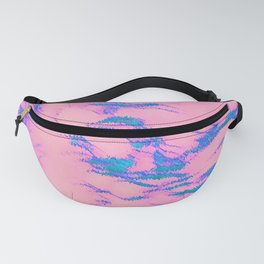 I See Beauty - Orchid Crush Fanny Pack