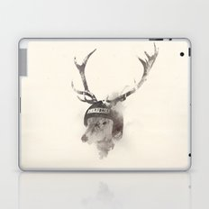In the memory of Buzz Harley Laptop & iPad Skin