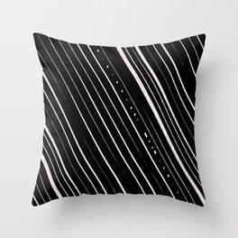 DotDotDot Dash Throw Pillow
