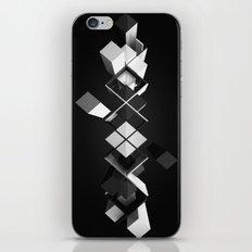 Argyle Deconstruction iPhone Skin