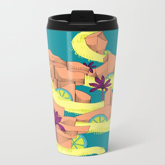 serpencity Metal Travel Mug