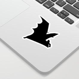 Angry Animals - Bat Sticker