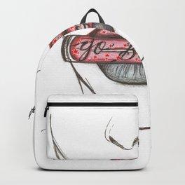 Buckeye Lips. Backpack
