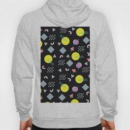 90's geometry Hoody