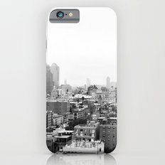 Lower East Side Skyline #3 iPhone 6s Slim Case