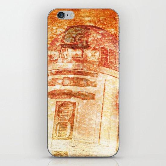 R2D2 toast iPhone & iPod Skin