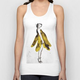 a lady's dream Unisex Tank Top