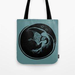 Anteater Block Print Tote Bag