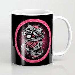 The Mummy's Amulet Coffee Mug