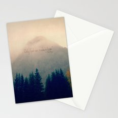 Only God Can Make a Tree Stationery Cards