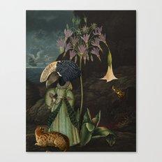 femina 1 Canvas Print