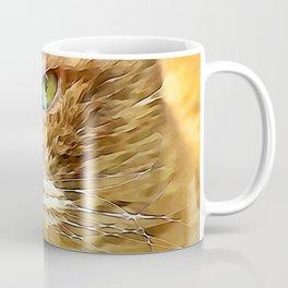 Cat-Watercolor 1 Coffee Mug