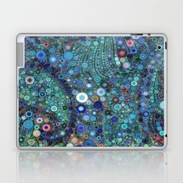 :: Ocean Fabric :: Laptop & iPad Skin