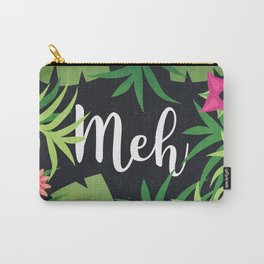 Meh Jungle Print Carry-All Pouch