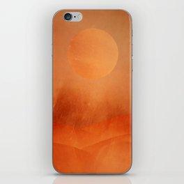 The Hills iPhone Skin