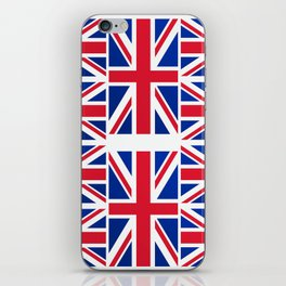 British Flag iPhone Skin