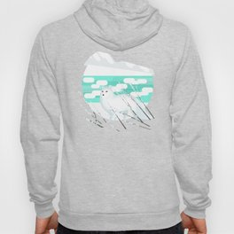 Arctic Fox - Cold but beautiful Hoody
