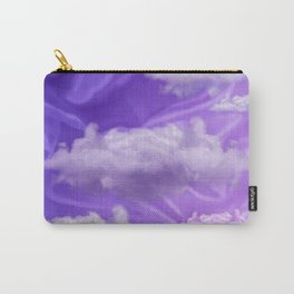 """Violet pastel sweet heaven and clouds"" Carry-All Pouch"