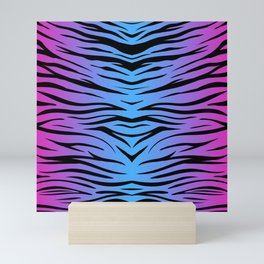 Magic Zebra Mini Art Print