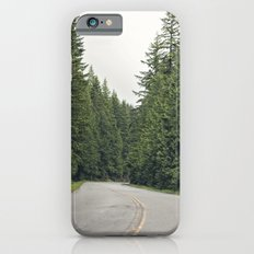 lonely road. iPhone 6 Slim Case