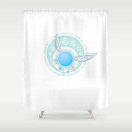 Navi Nouveau Shower Curtain