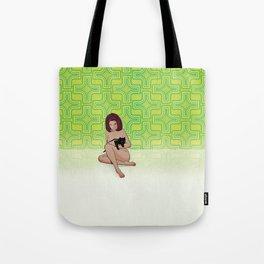 Nude Dimensions Nº3 Tote Bag