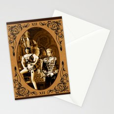 Touch the Sky - Final Fantasy XII, Blathier & Fran Stationery Cards