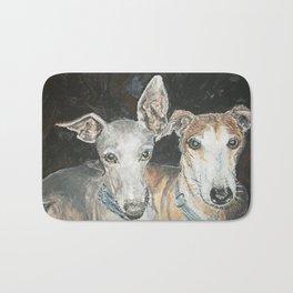 Cuddly Canines Bath Mat