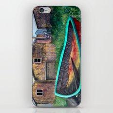 Peggy iPhone & iPod Skin