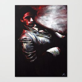 Stand Alone: Gentleman of Fortune Canvas Print