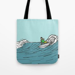 Surf Series | Roundhouse Tote Bag