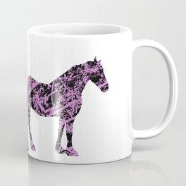 Friesian Scribble Coffee Mug