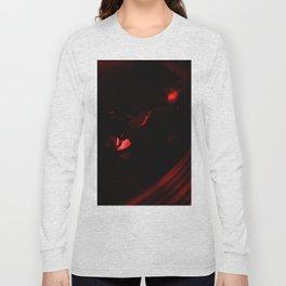 Decks red tint Long Sleeve T-shirt