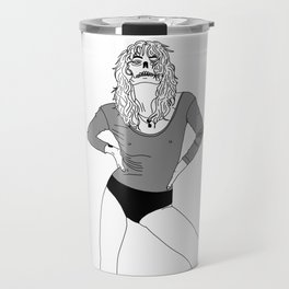 Flashdance Travel Mug