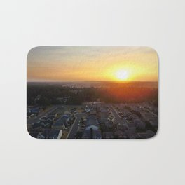 Northwest Sunset Bath Mat