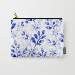 Watercolor Floral VVII Carry-All Pouch