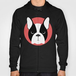 Dog - Boston Terrier Hoody