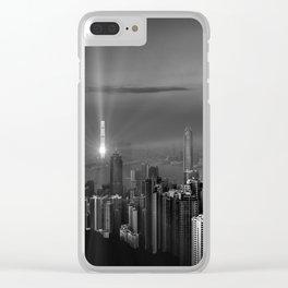 Victoria Peak Clear iPhone Case