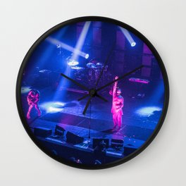 Gary Numan Live AT 02 Brixton Wall Clock