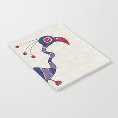 Purple Turrrkey Notebook