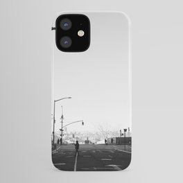 Downtown New-York - The Highline iPhone Case