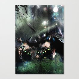 City of Games Canvas Print