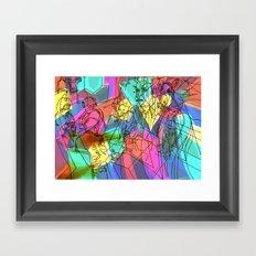 Tryory Framed Art Print